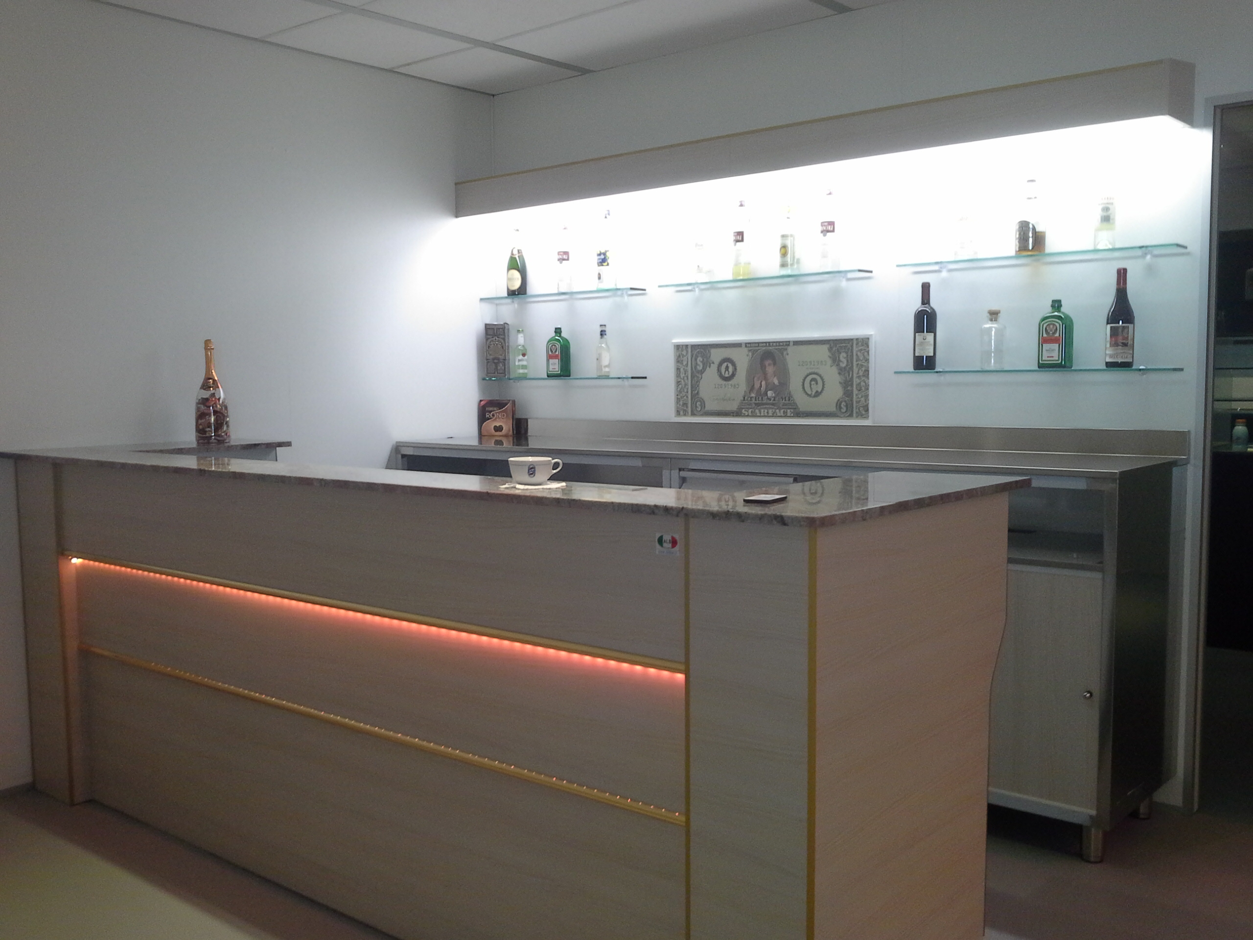 Banconi Frigo, Banchi Bar, Banconi Bar, drop in refrigerati ...